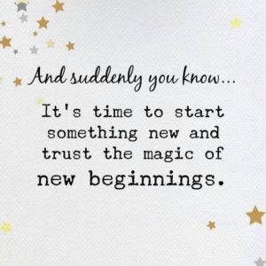Magical Beginnings Quotes