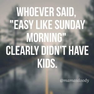 Mom Sunday Quote