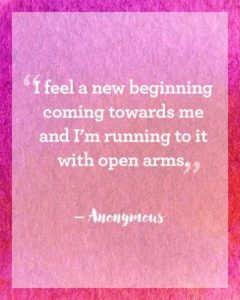 Open Beginnings Quotes