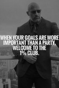 Party Goals Quotes