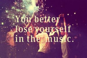 Party Music Quotes