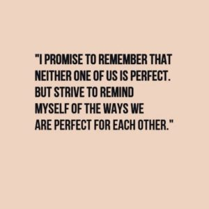 Perfect For Each Other Wedding Quotes