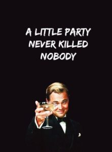 Silly Party Quotes