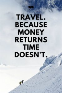 Travel Quotes To Live By