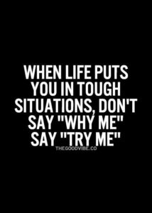 Try Me quotes