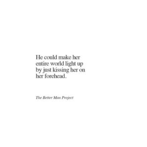 couple kiss quote
