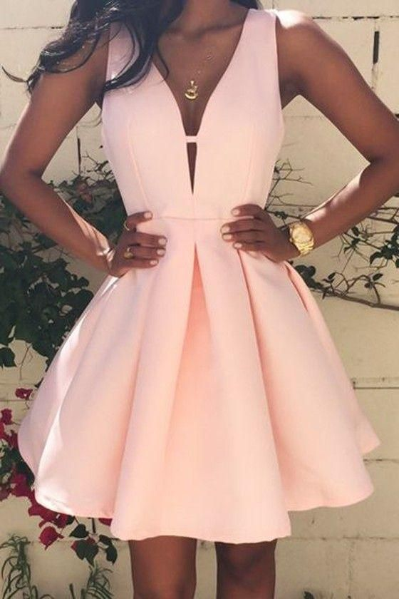 a line dress for bridal shower