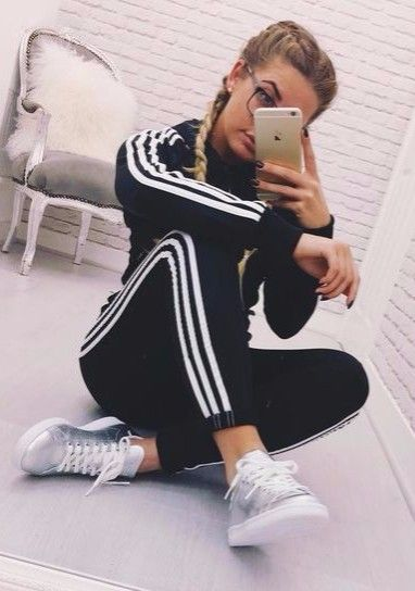 tracksuit sneakers