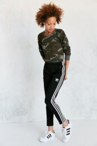 adidas sneakers pants and camo