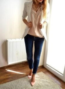 denim outfit casual