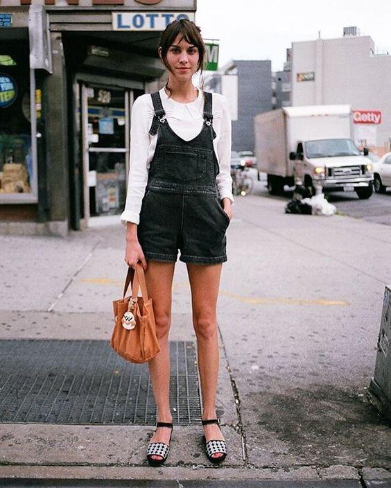trendy overalls
