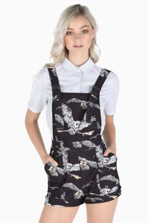 modern overalls
