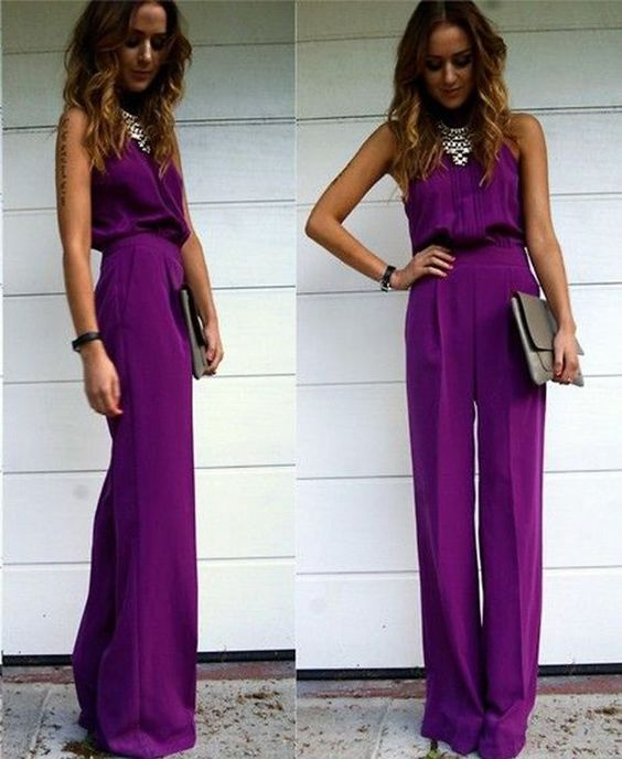 stylish jumpsuit outfit