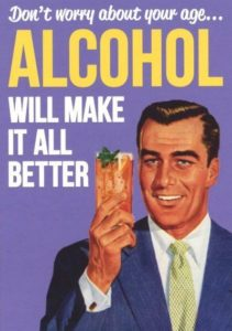 Alcohol Happy Birthday Quotes