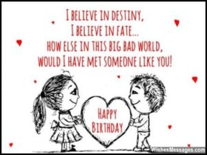 Amazing Girlfriend Birthday Quotes