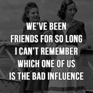 Funny Sayings About Friends