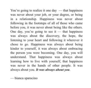 Becoming Yourself Quotes