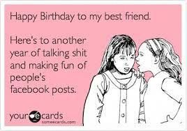 Best Friend Birthday Goal Quotes
