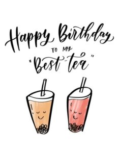 Bestie Birthday Quotes