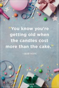 Candles Funny Birthday Quotes