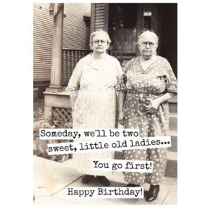 Classic Funny Birthday Quotes