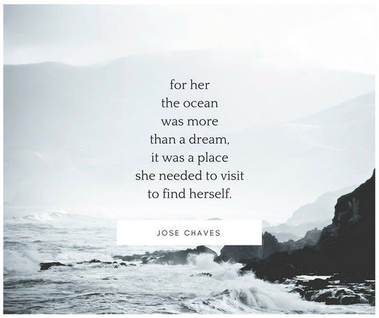 Inspirational Ocean Quotes For Sunny Days