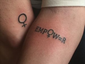 Empower Feminist Tattoos