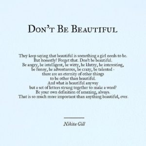 Fake Beauty Quotes