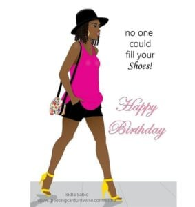 Fashion BFF Happy Birthday Quotes