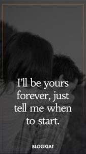 Forever Crush Quotes