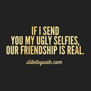 Friendship Real Sayings