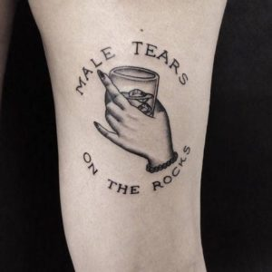 Funny Feminist Tattoos