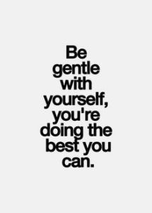 Gentle Love Yourself Quotes