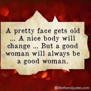 Good Beauty Quotes