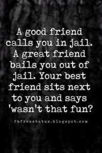 Good Funny Friendship Quotes