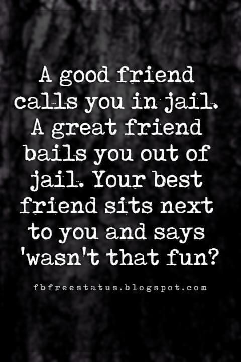 Friendships Quotes: Short Funny Friendship Quotes And Sayings