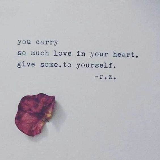 Good Love Yourself Quotes