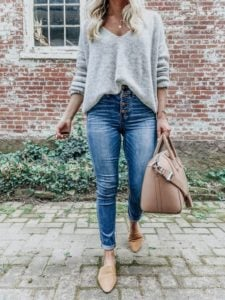 Jeans and Blush Accessories