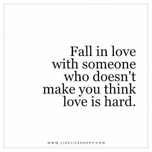 Inspirational Falling In Love Quotes