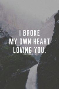 Heartbreak Love Quotes