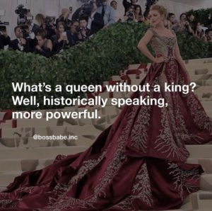 Historical Queen Quotes