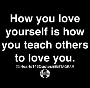How You Love Yourself Quotes