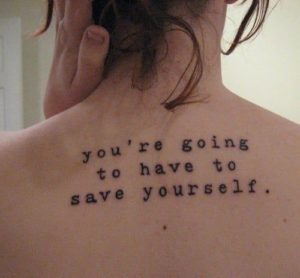 Independent Quotes Tattoos