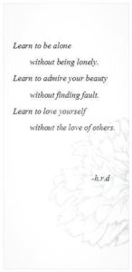 Learning Love Yourself Quotes