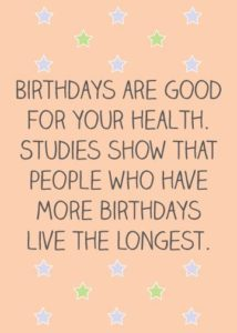 Long Happy Birthday Quotes