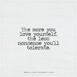 Lovely Love Yourself Quotes