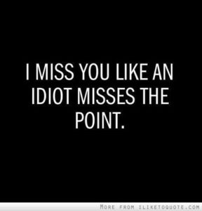 Miss Relationship Quotes
