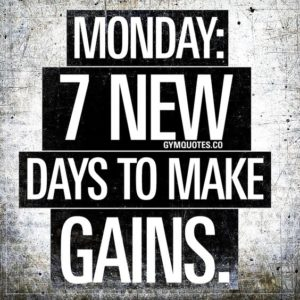 Monday Gains Quotes