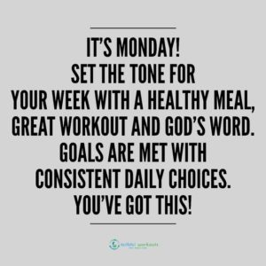 Monday Gym Quotes