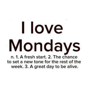 Monday Love Quotes
